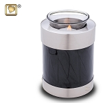 Midnight Pearl Tealight Urn - LoveUrns