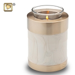 Pearl Tealight Urn - LoveUrns