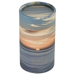 Ocean Sunset Scattering Tube - Mini