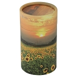 Sunflowers Scattering Tube - Mini