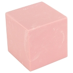 Pink Cultured Marble Extra Small Urn