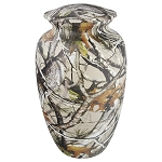 Classic Camouflage Urn