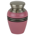 Pink Gloss Keepsake Urn