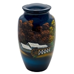 Mill Pond Cremation Urn