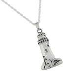 Lighthouse Cremation Jewelry