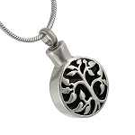 Tree of Life Cremation Jewelry