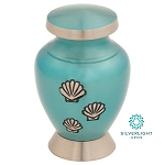 Shells Of The Sea Keepsake Urn