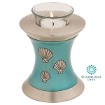 Shells Of The Sea Tealight Urn