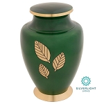 Strong Tree Brass Urn