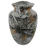 Classic Camouflage Urn - Extra Large