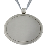 Urn Pendant in Pewter