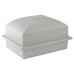 Crowne Urn Vault Single - Gray