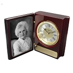 Book Clock Keepsake Urn - Howard Miller
