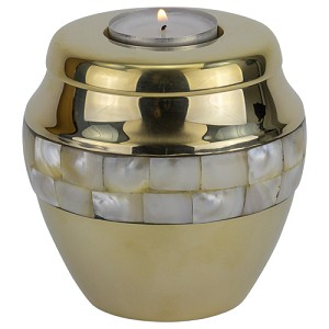 Highcourt Pearl Tealight Urn