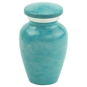 Caribbean Harbor Keepsake Urn