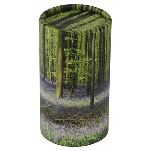 Bluebell Forest Small Scattering Tube - Mini