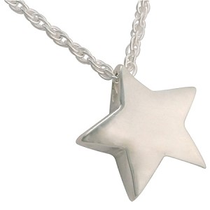 Star Cremation Jewelry