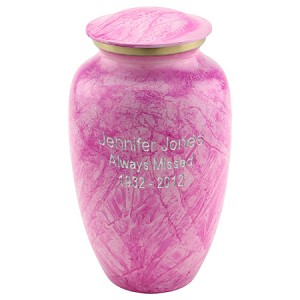 Orchid Pink Urn